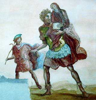 Image result for Ancient Roman Aeneas