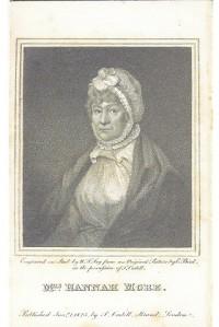 Mrs Hannah More
