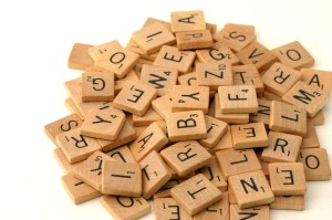 God Does Not Play Dice with Scrabble