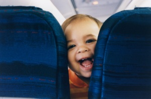 On Flying with Children