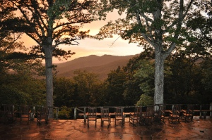 Up the Mountain, Into the Woods:  Two Weeks at Wildacres