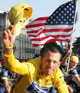 Lance+Armstrong