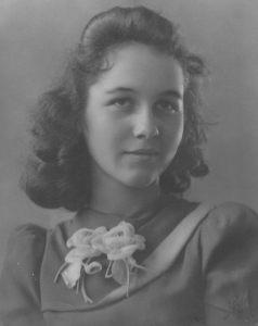 Virginia Cerna - Teen Portrait 2